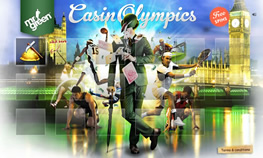 Get 85 Free Spins in the CasinOlympics promotion at Mr Green Casino